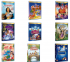 SELECTION DVD DISNEY