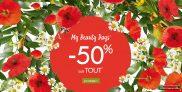 YVES ROCHER My Beauty Days -50%