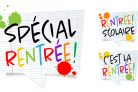 SPECIAL RENTREE SCOLAIRE